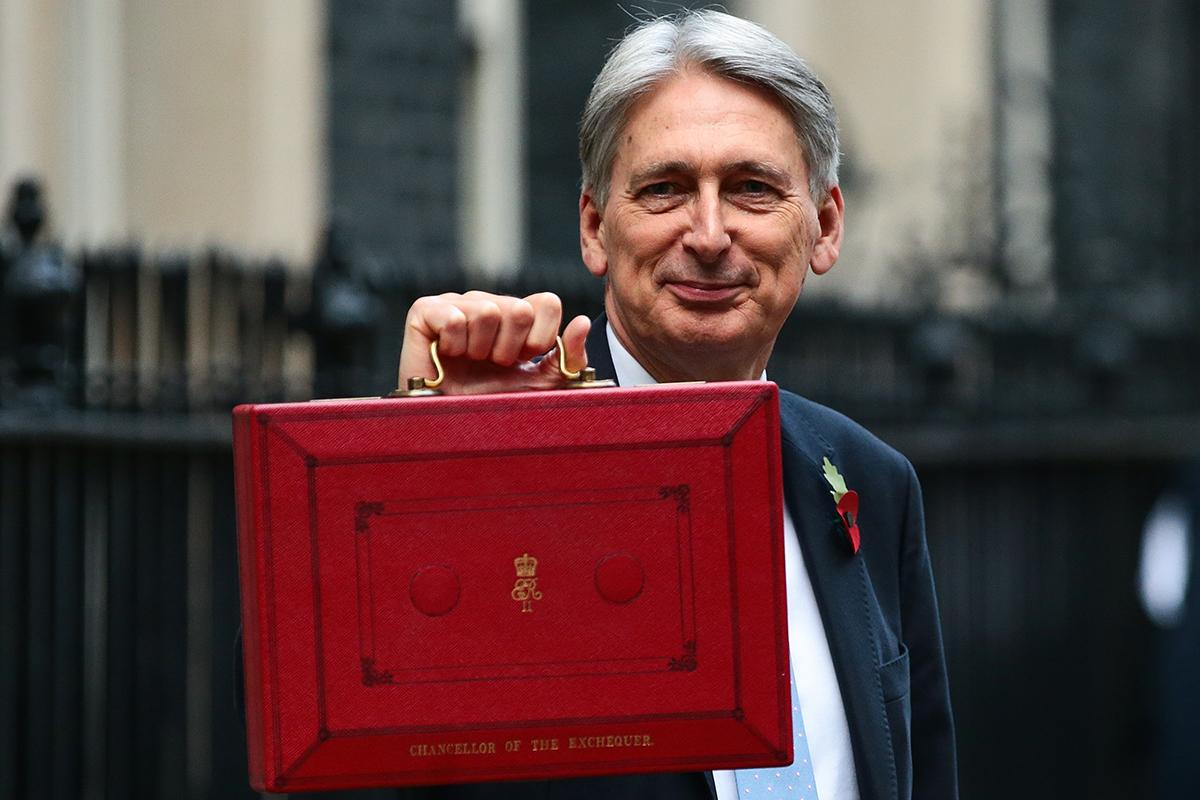 Budget 2018: Philip Hammond's income tax cuts will 'overwhelmingly benefit richer households'