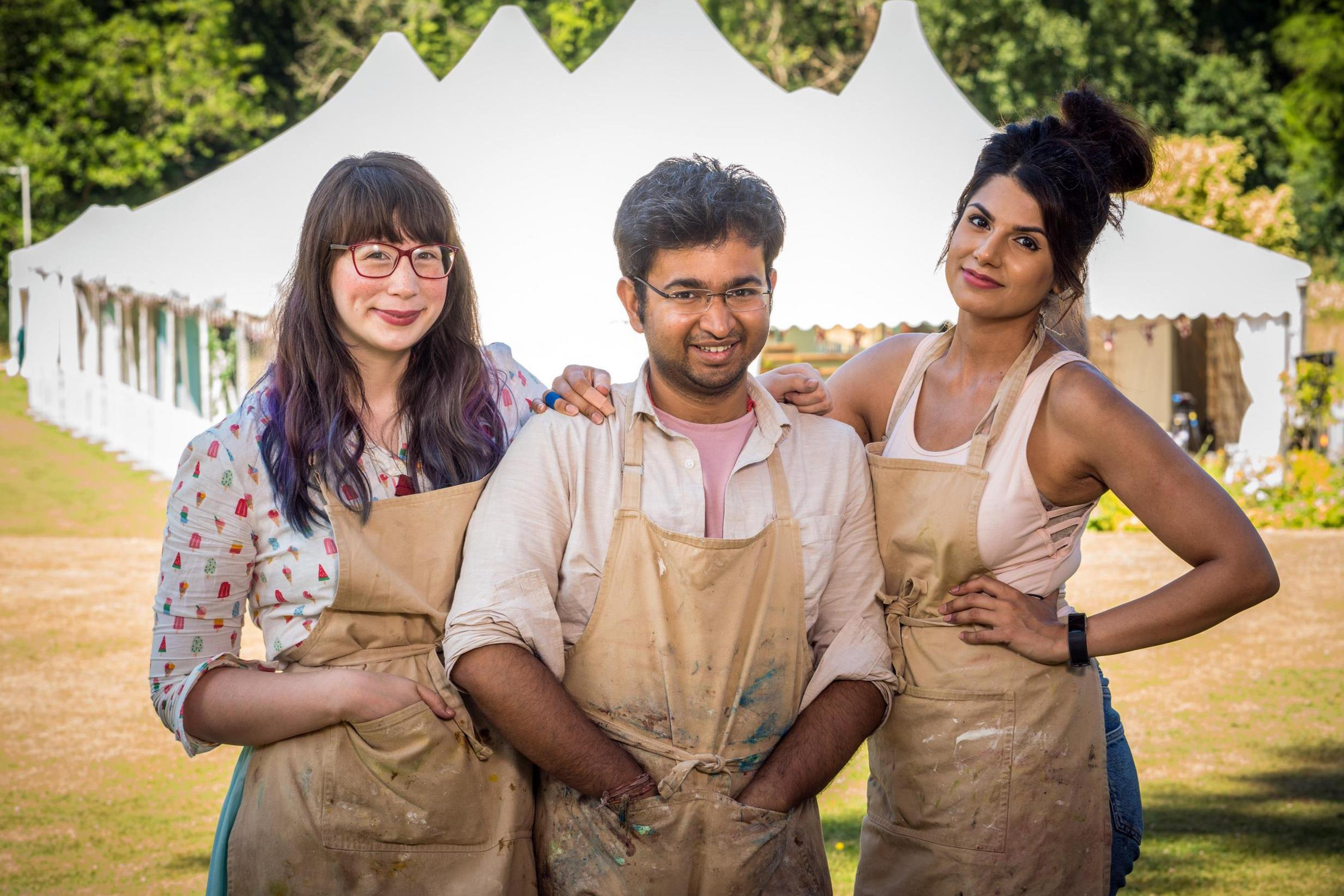 Bake Off final – as it happened: Rahul triumphs and the ...