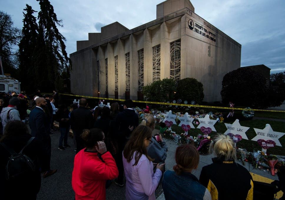 Pittsburgh shooting: Jewish medics helped to save synagogue