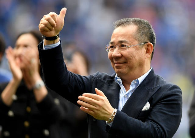The chairman wanted to emulate his Leicester City success in horse racing