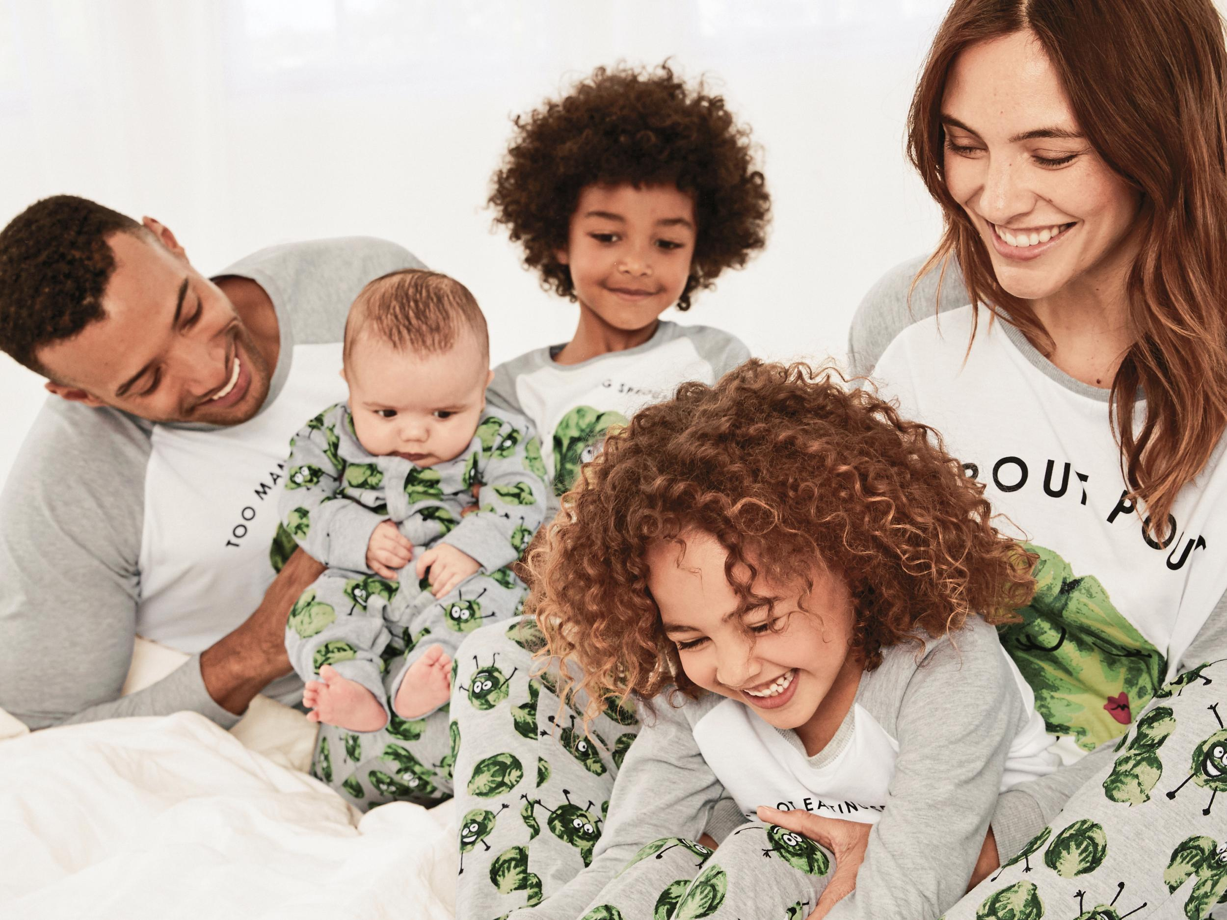 Best Family Christmas Pajamas.9 Best Christmas Family Pyjama Sets The Independent