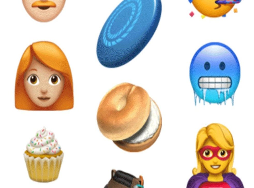 New Apple Emojis Iphone And Ipad Users Get 77 Brand New Emoji With Ios 12 Update The Independent The Independent