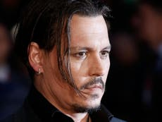 Winona Ryder and Vanessa Paradis claim Johnny Depp was 'never violent'