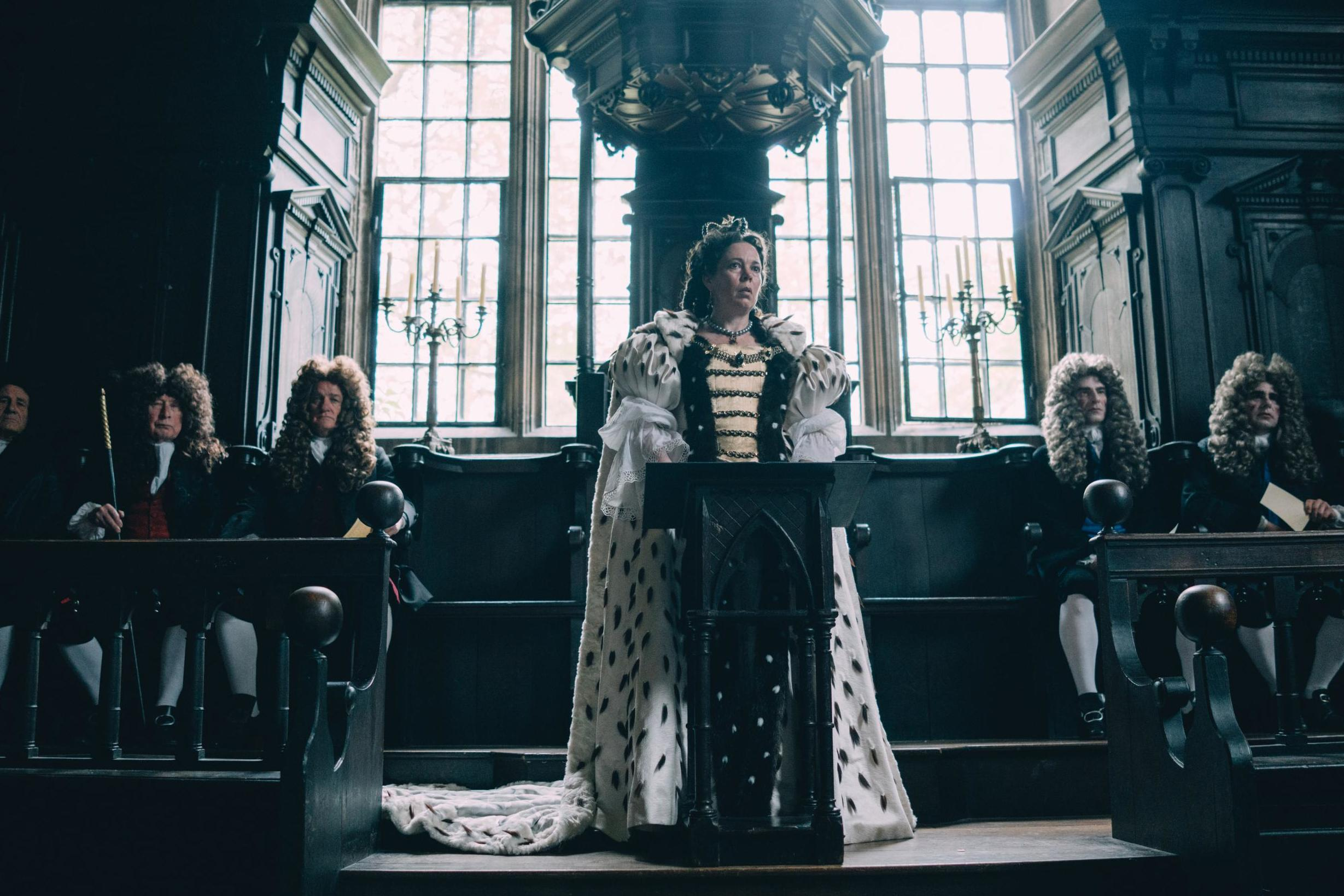 The Favourite Leads British Independent Film Awards 2018