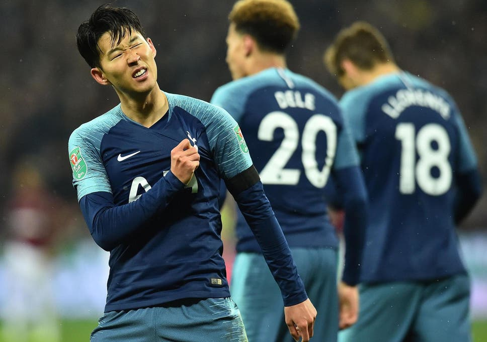 check out 1315d dfceb Son Heung-Min double helps see Tottenham past West Ham to ...