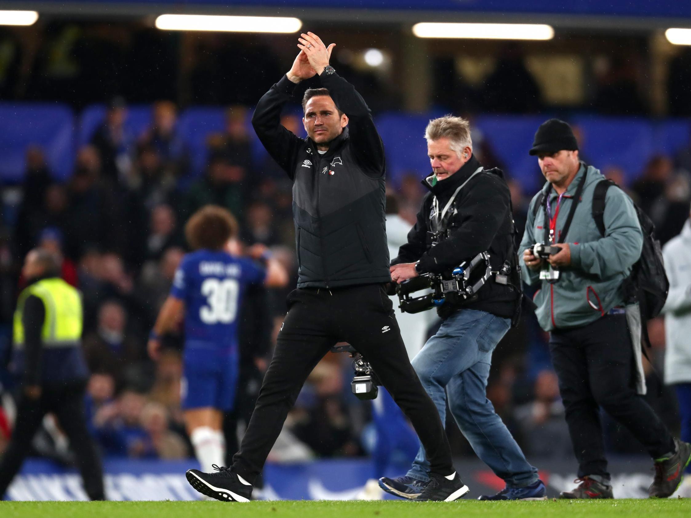 Chelsea vs Derby: On his return dwelling, Frank Lampard confirmed