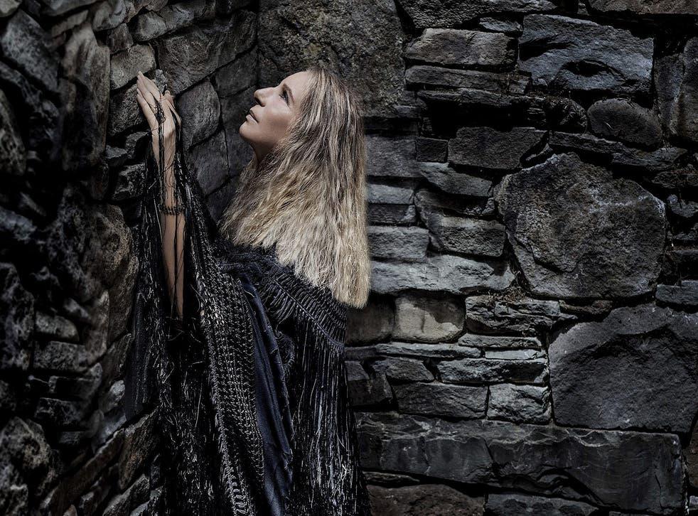 'Walls', Streisand's 36thstudio album, was released in November 2018(Russel