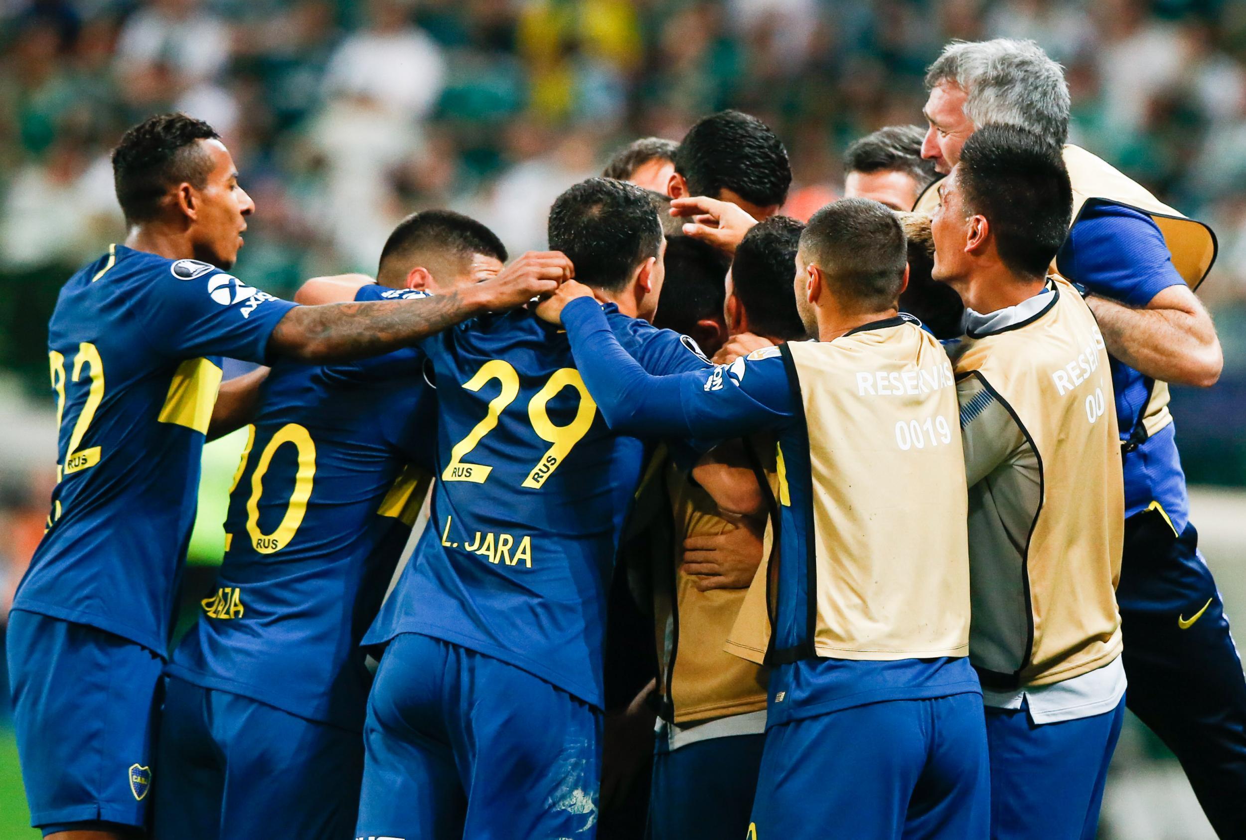 7eb1483be2c57 Boca vs River is the Copa Libertadores final Argentina has craved ...