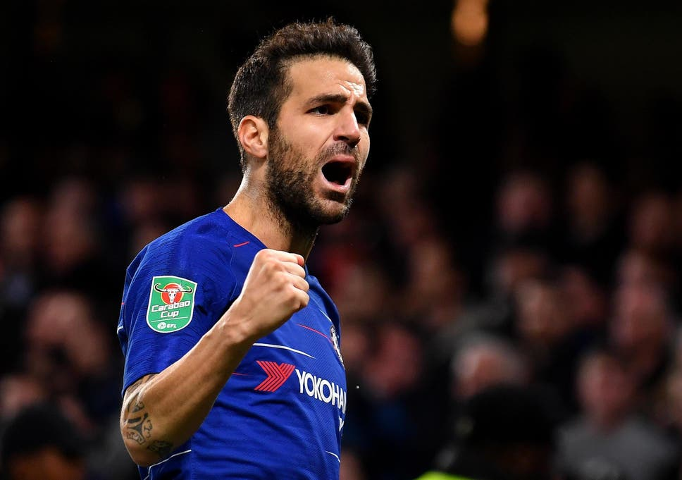 Image result for Cesc Fabregas