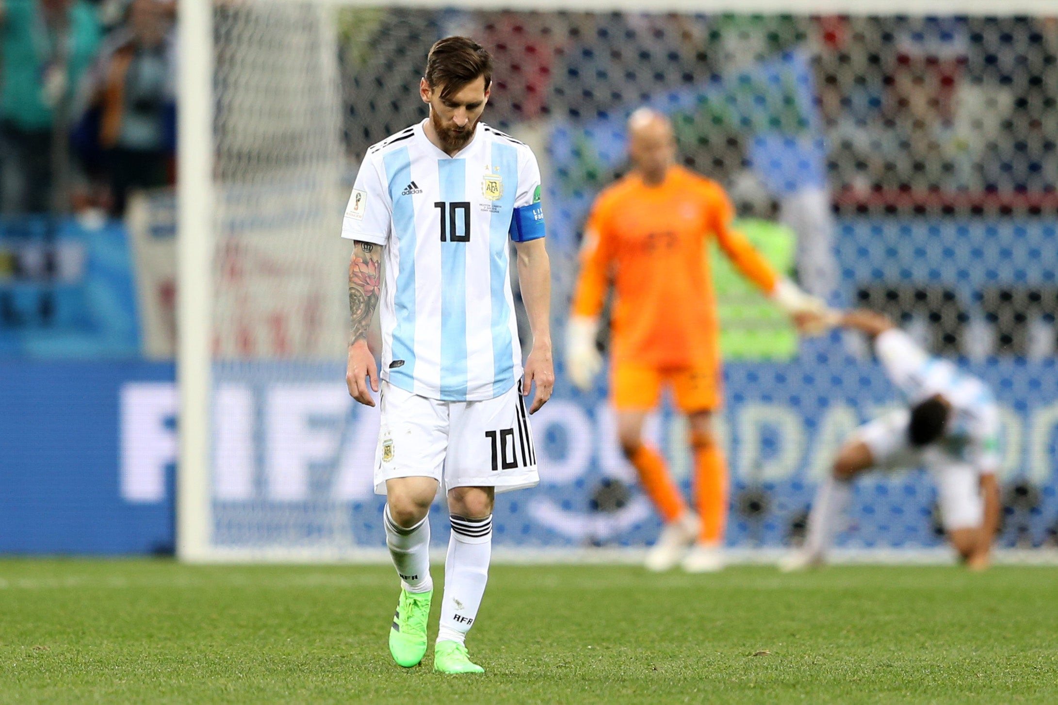 argentina football latest news breaking stories and comment the