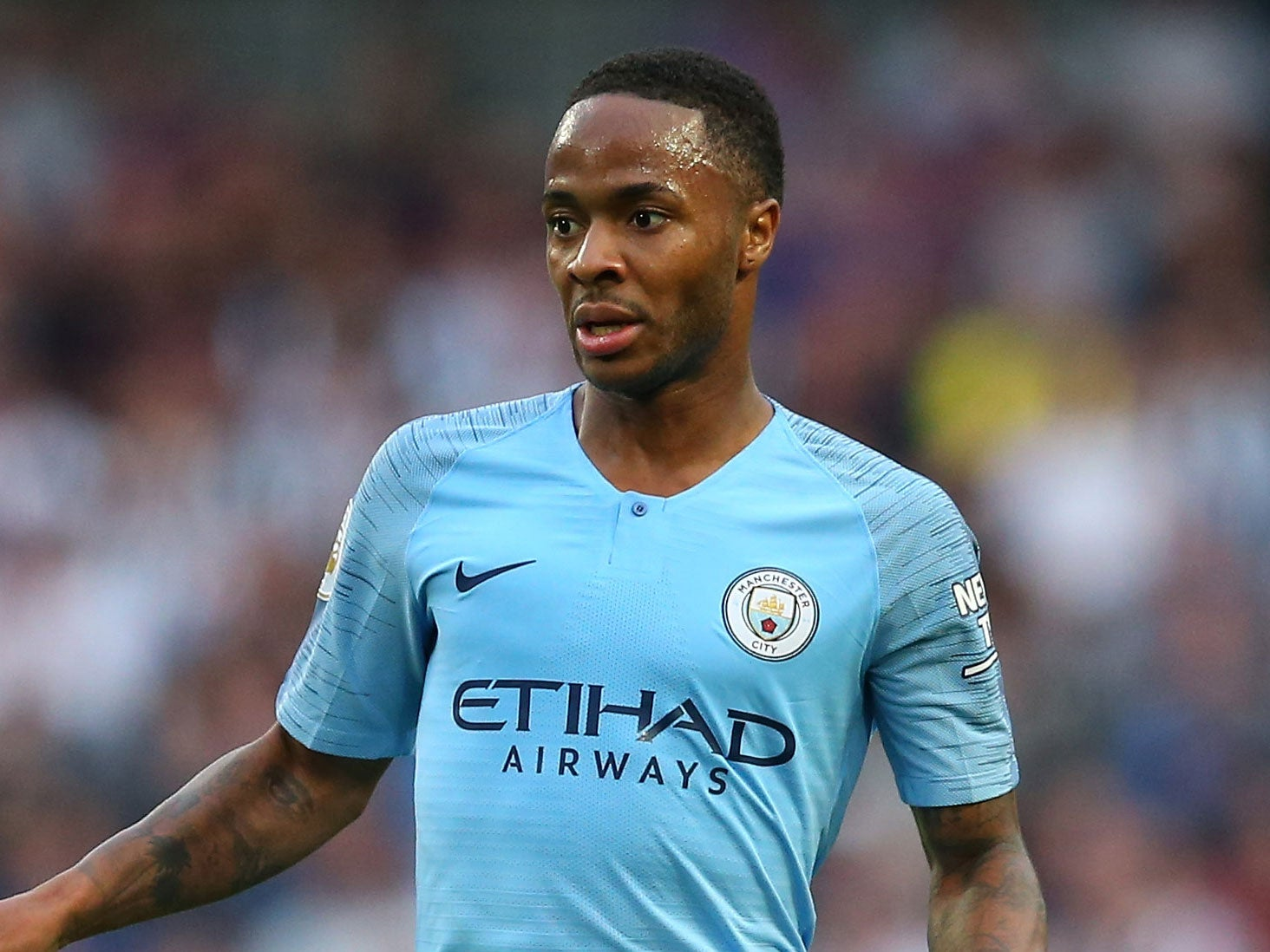 Raheem Sterling verbally agrees new and improved Manchester City contract    The Independent e299685d40