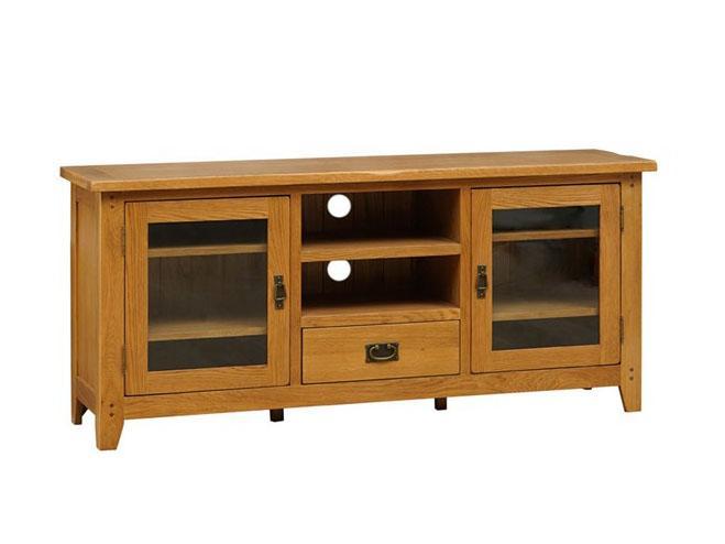 Dark Wood Tv Credenza : Rustic tv stand ebay