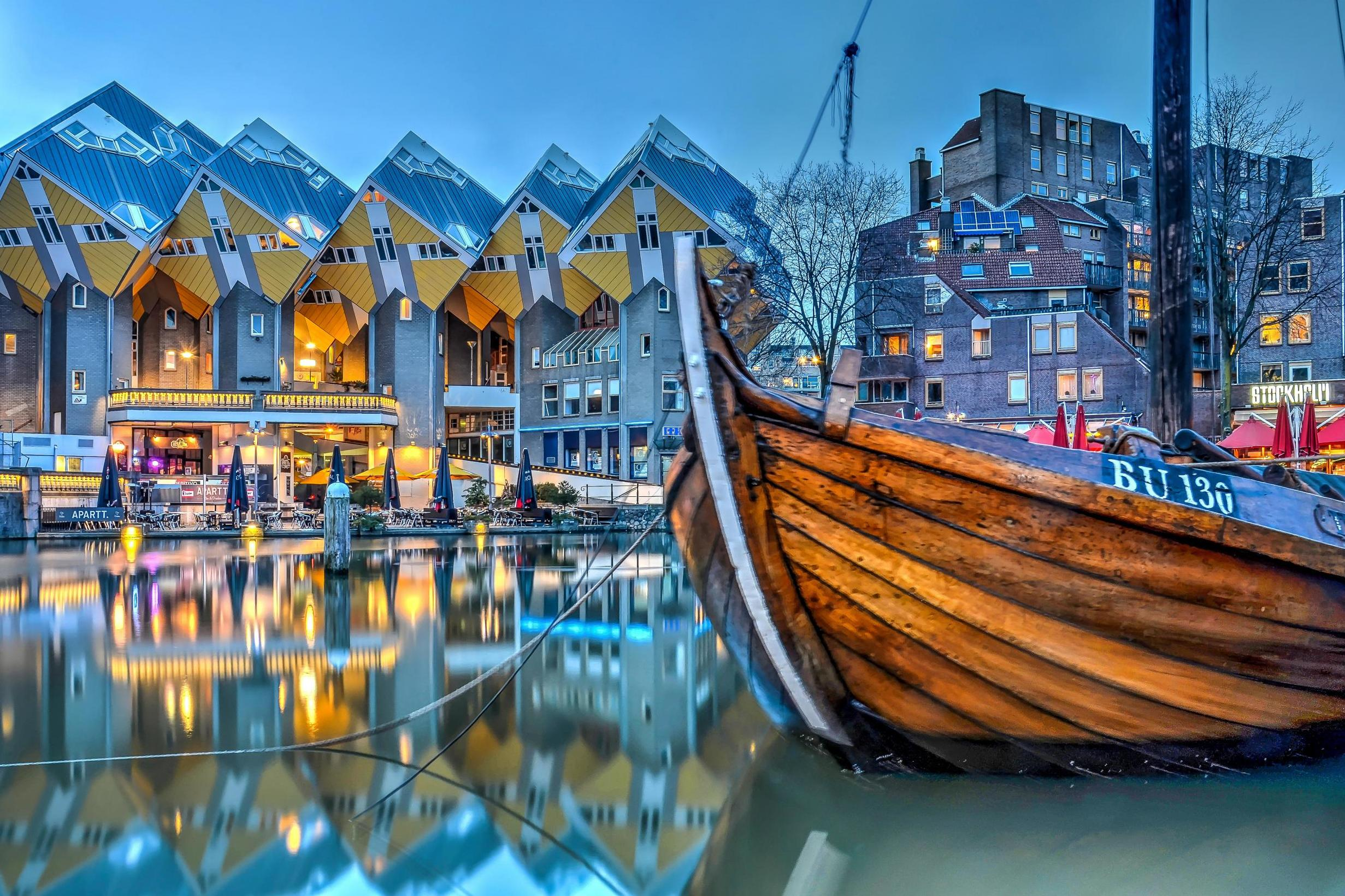 Rotterdam travel guide: 10 things to do in the Dutch city