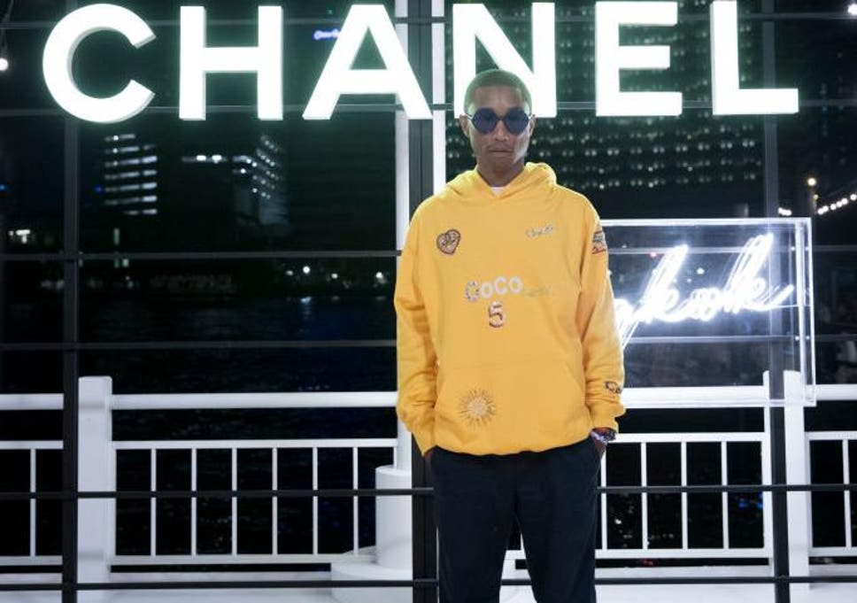 best website a631f 1d781 Pharrell Williams is designing a capsule collection for ...