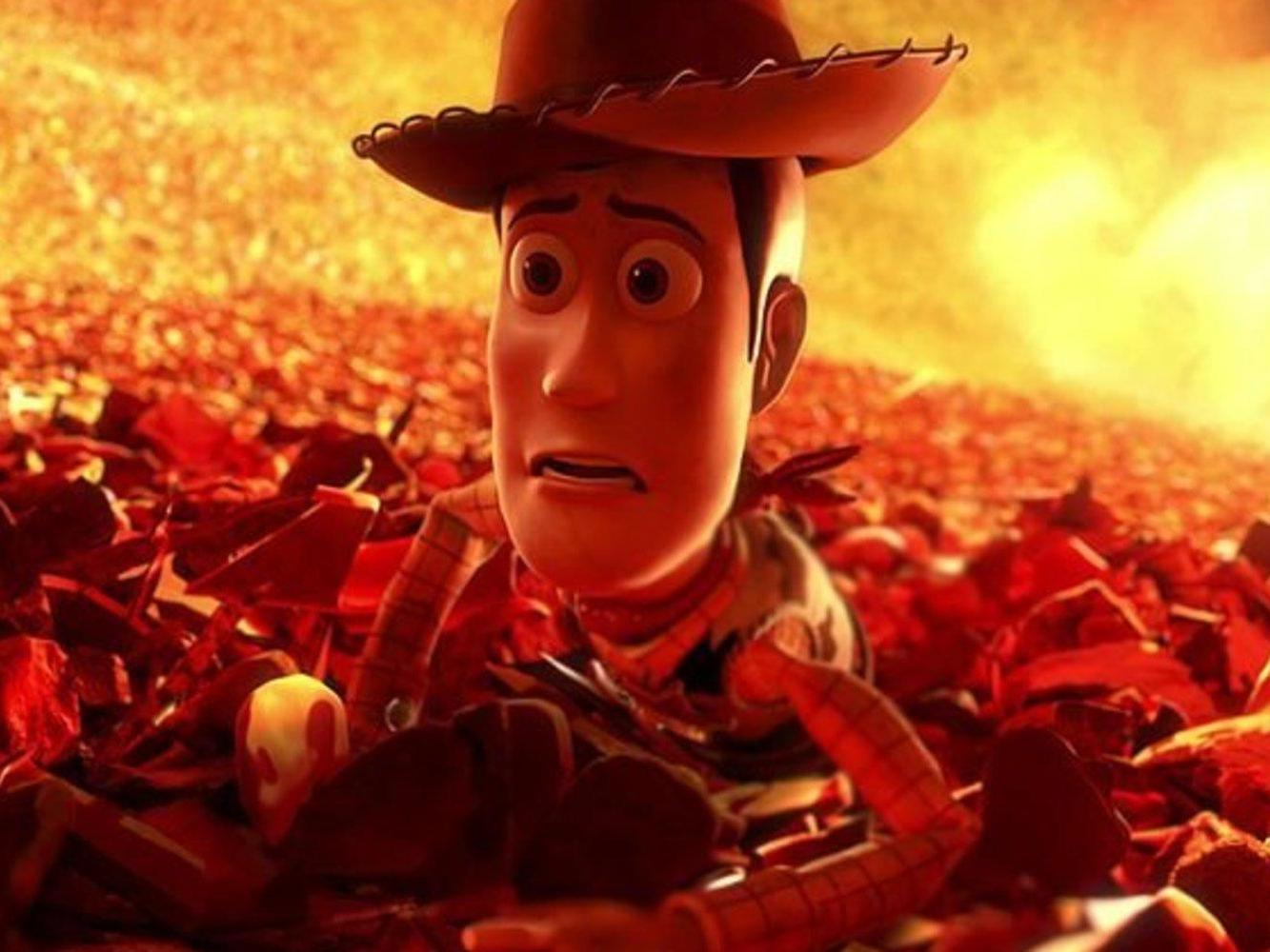 0ff8d784 Toy Story 4: Tom Hanks says final scene will mark 'moment in film history'