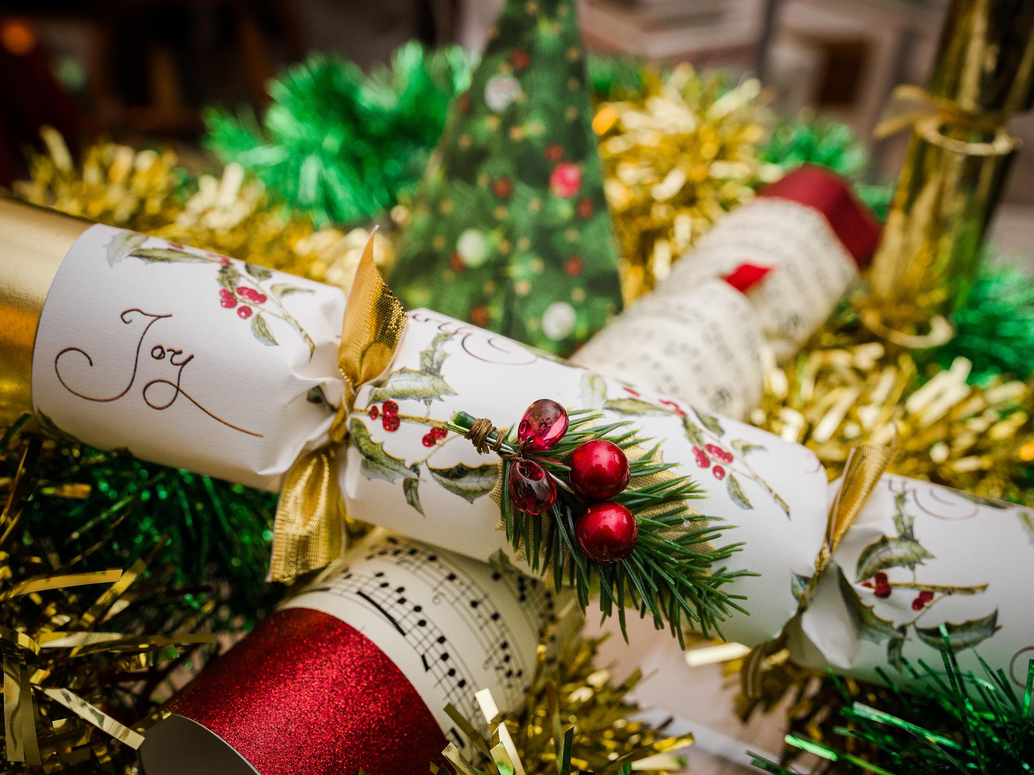 10 best christmas crackers for 2018 the independent - British Christmas Crackers