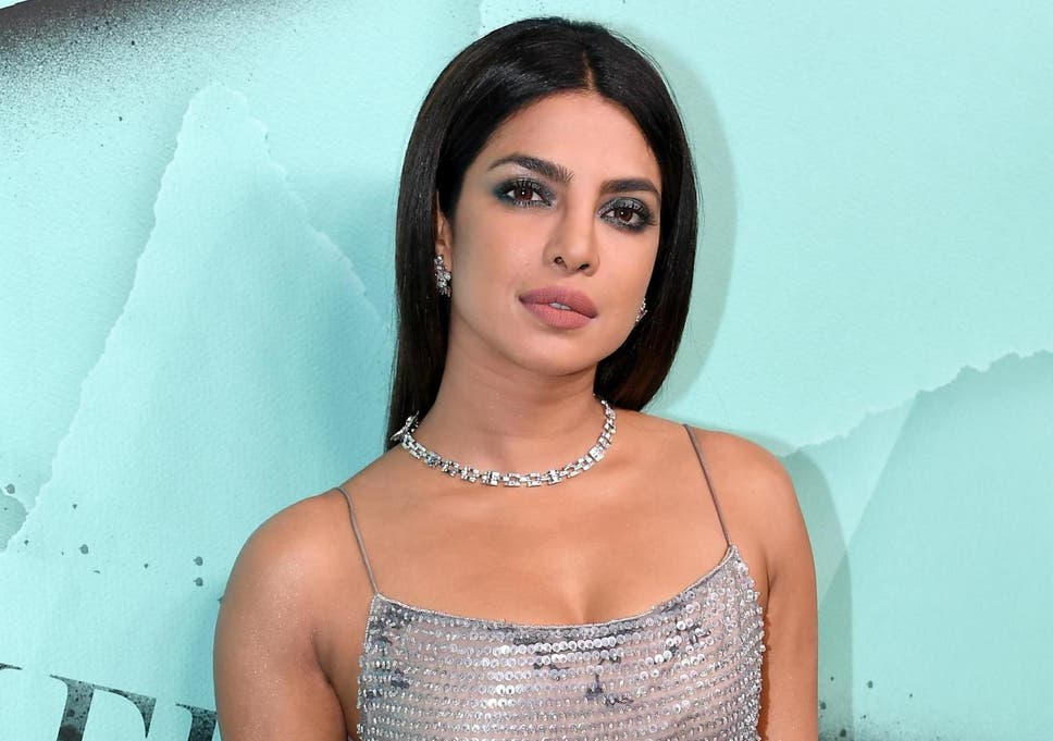 priyanka chopra responds to criticism and defends decision to wear marchesa dress to bridal shower