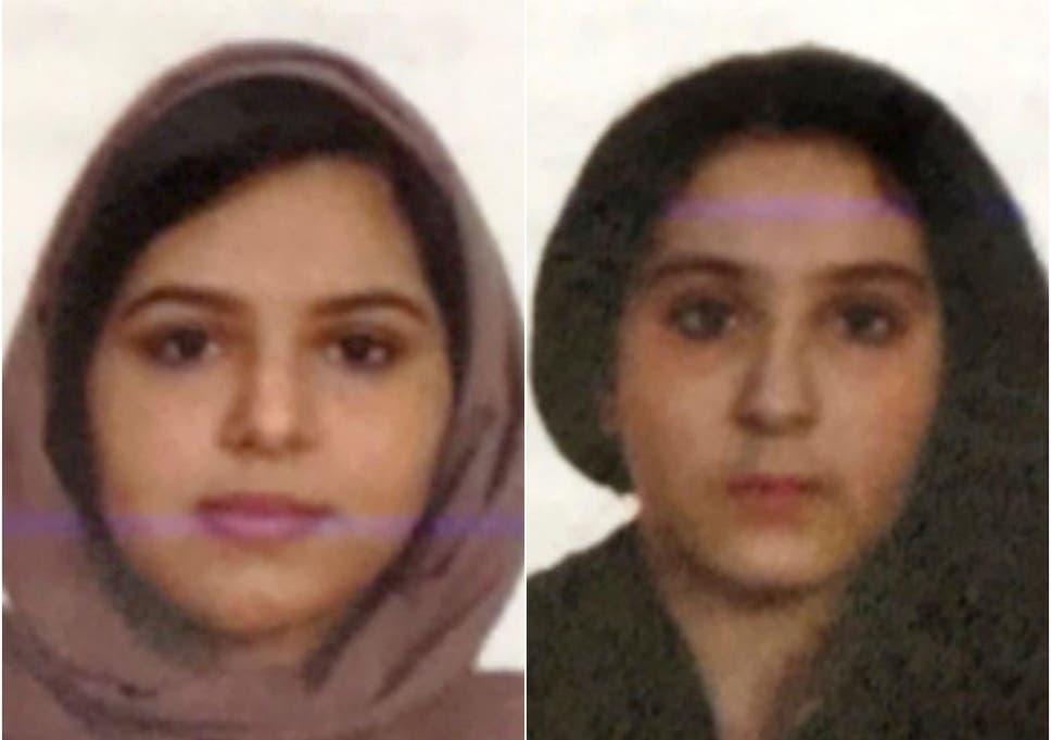 rotana tala farea - Saudi Sisters Found Duct Taped Together Were Alive When