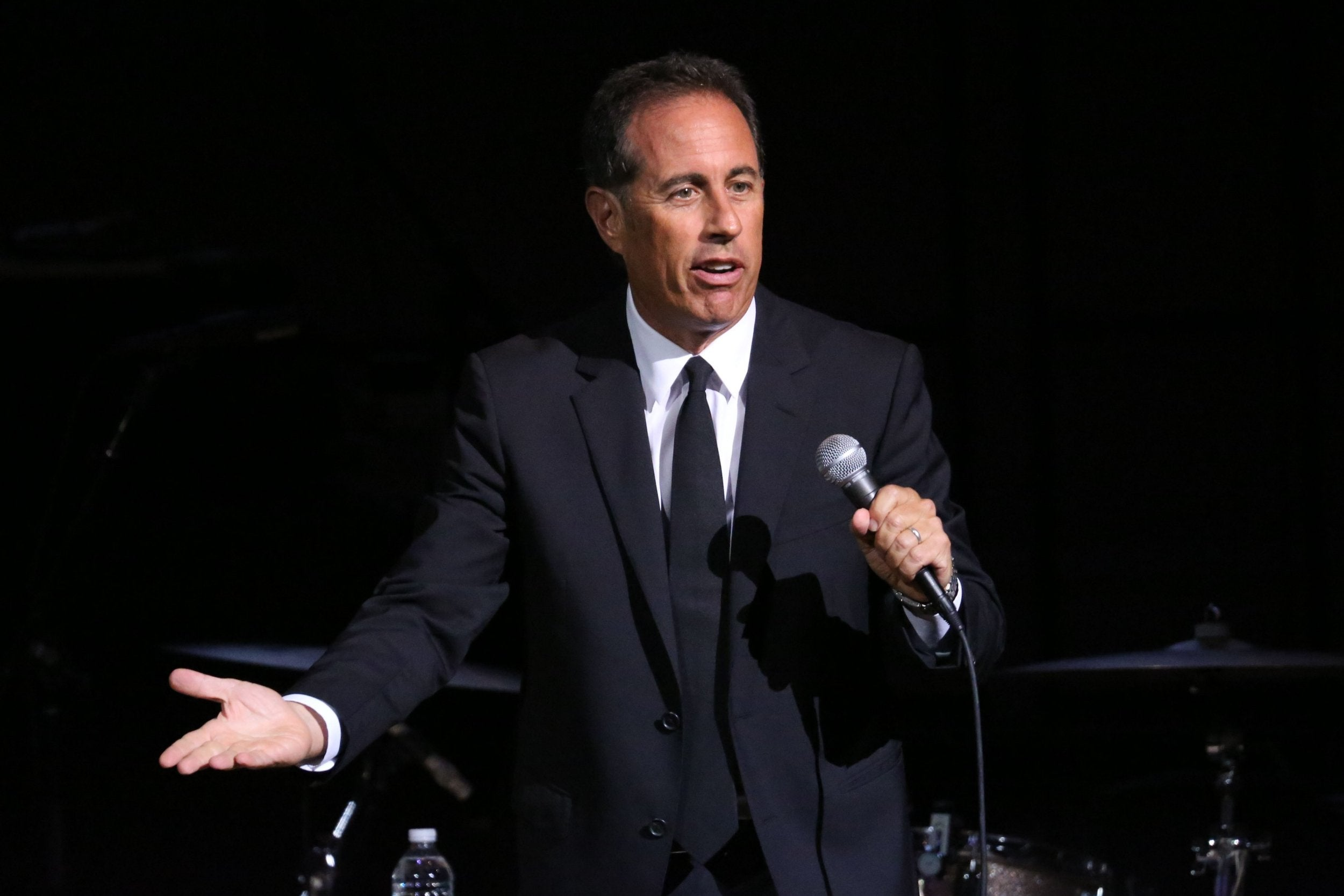 fd9e8df6 All credit to Jerry Seinfeld for calling out racism but his N-word  intervention was hardly heroic | The Independent