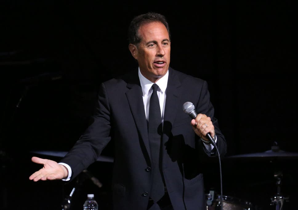 e220d4fbf63 Jerry Seinfeld interview   The laws of comedy