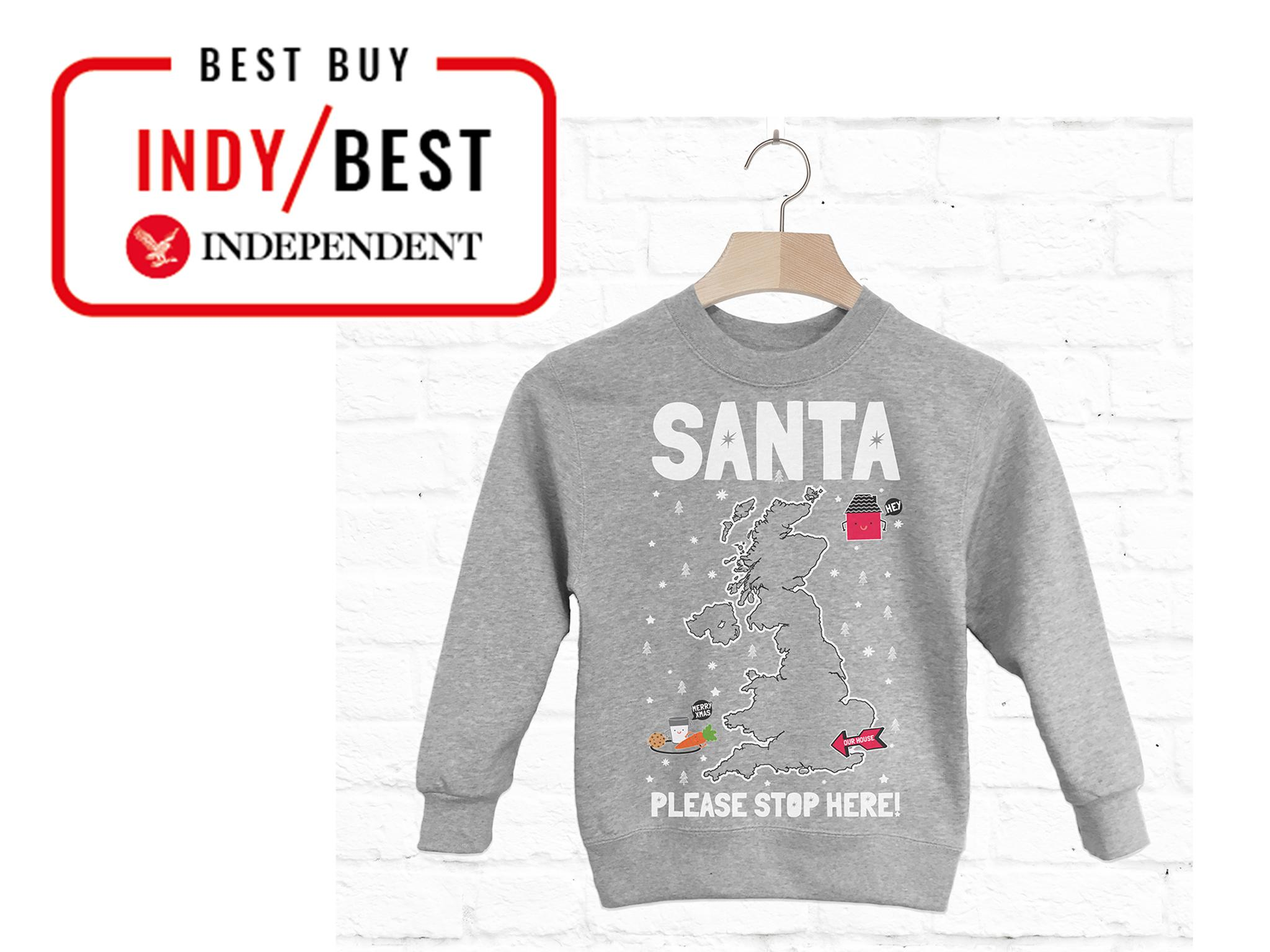 754f0596 22 best Christmas jumpers for all the family | The Independent