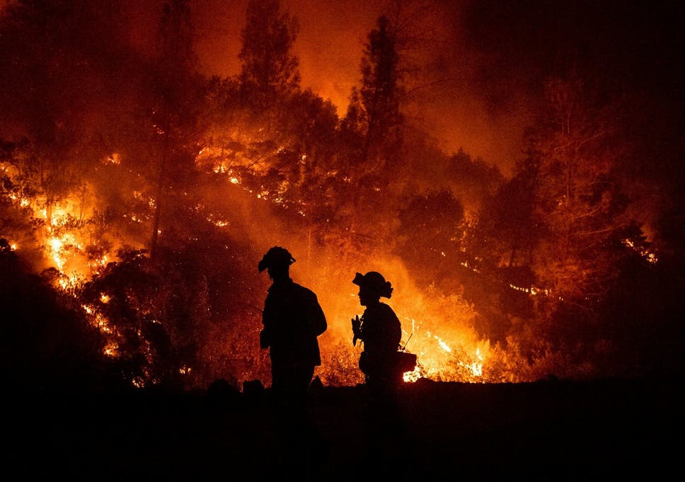In Era When Hurricanes And Wildfires >> Minority Groups Far More Vulnerable To Deadly Us Wildfires Study