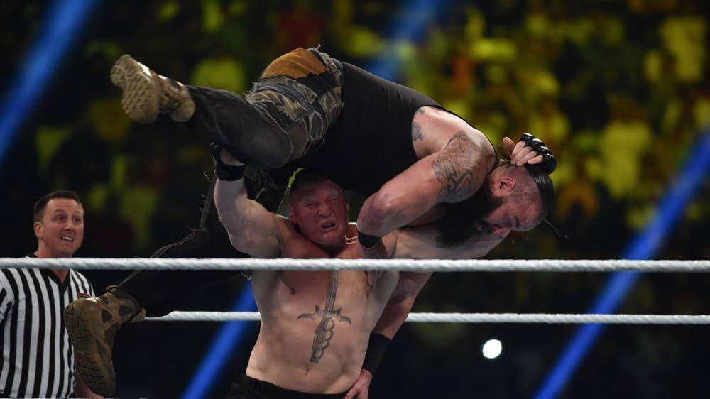 WWE Smackdown results: Daniel Bryan becomes WWE champion