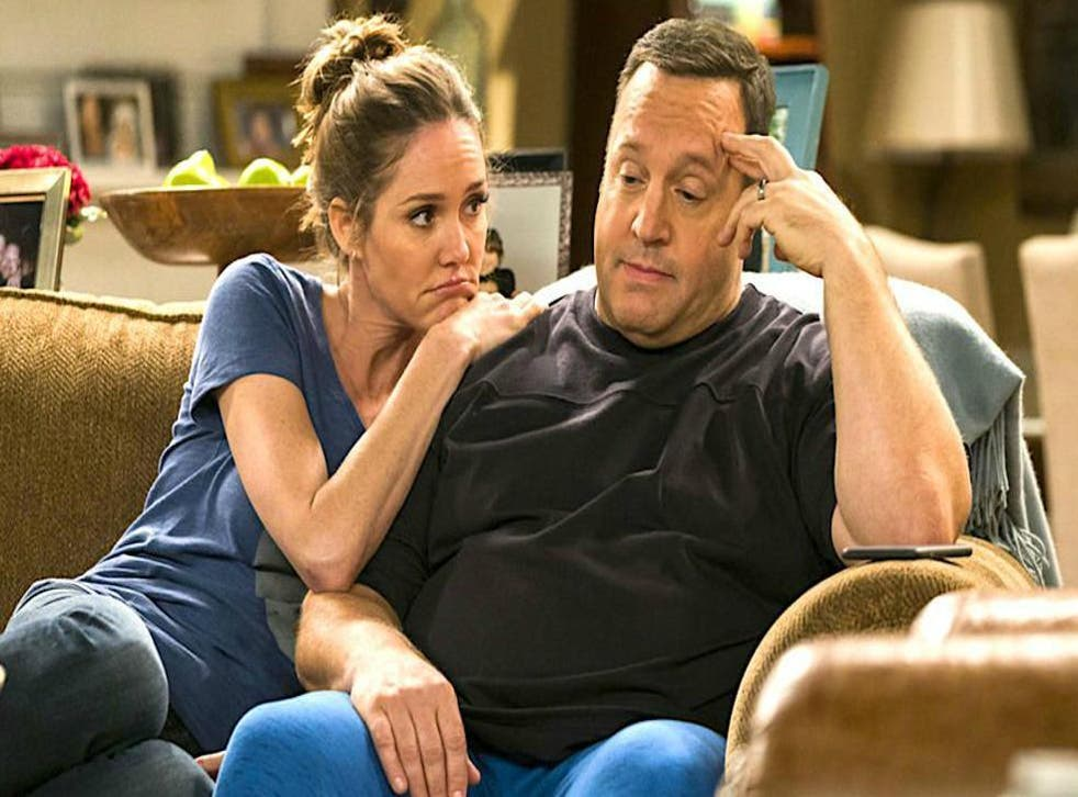 The title would seem to be a reference to CBS comedy 'Kevin Can Wait'