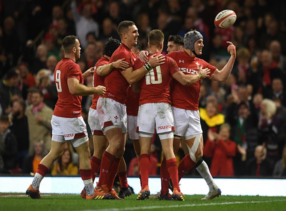 Wales will host Australia at the Principality Stadium in a week's time