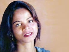 Asia Bibi: Clamour grows for Christian woman to be granted asylum as