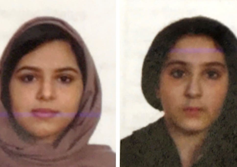 saudi sisters - Saudi Sisters Found Duct Taped In Hudson Would Rather