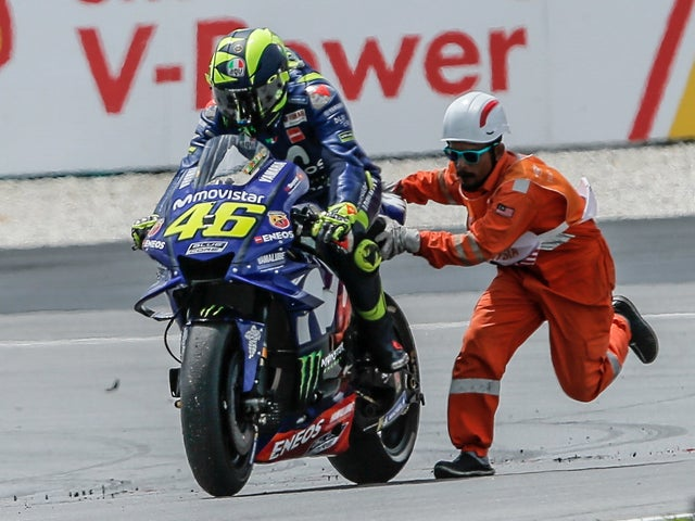 Valentino Rossi Latest News Breaking Stories And Comment The Independent