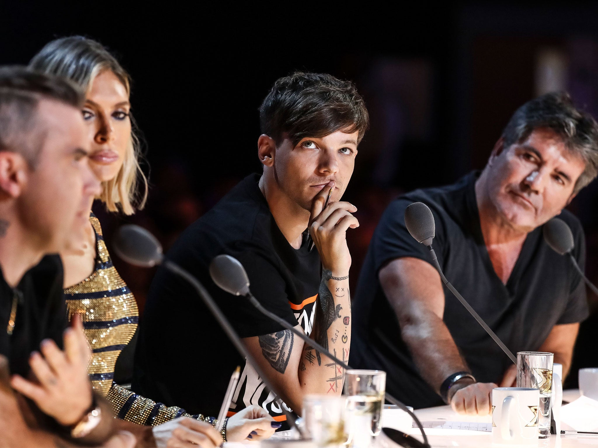 X Factor suffers worst ratings in its history as sound