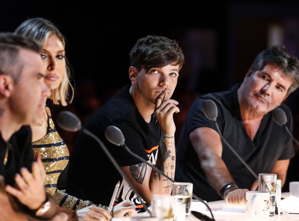 X Factor brought in three new judges for 2018, Robbie Williams, Ayda Field and Louis Tomlinson, in a bid to freshen up the show's format