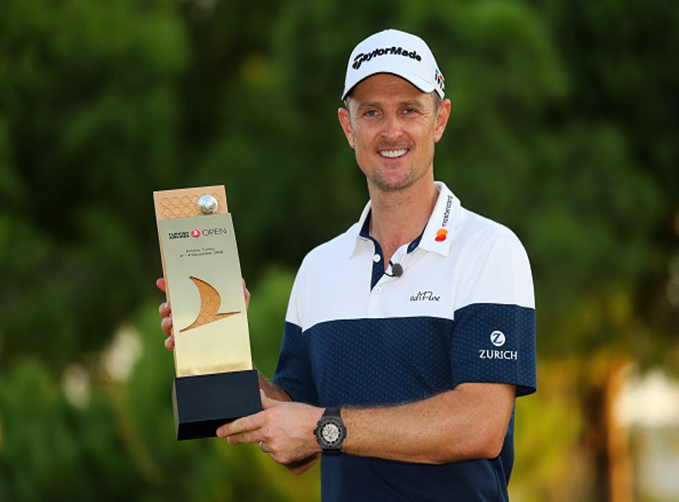 Justin Rose will now reclaim the world No.1 ranking from Brooks Koepka