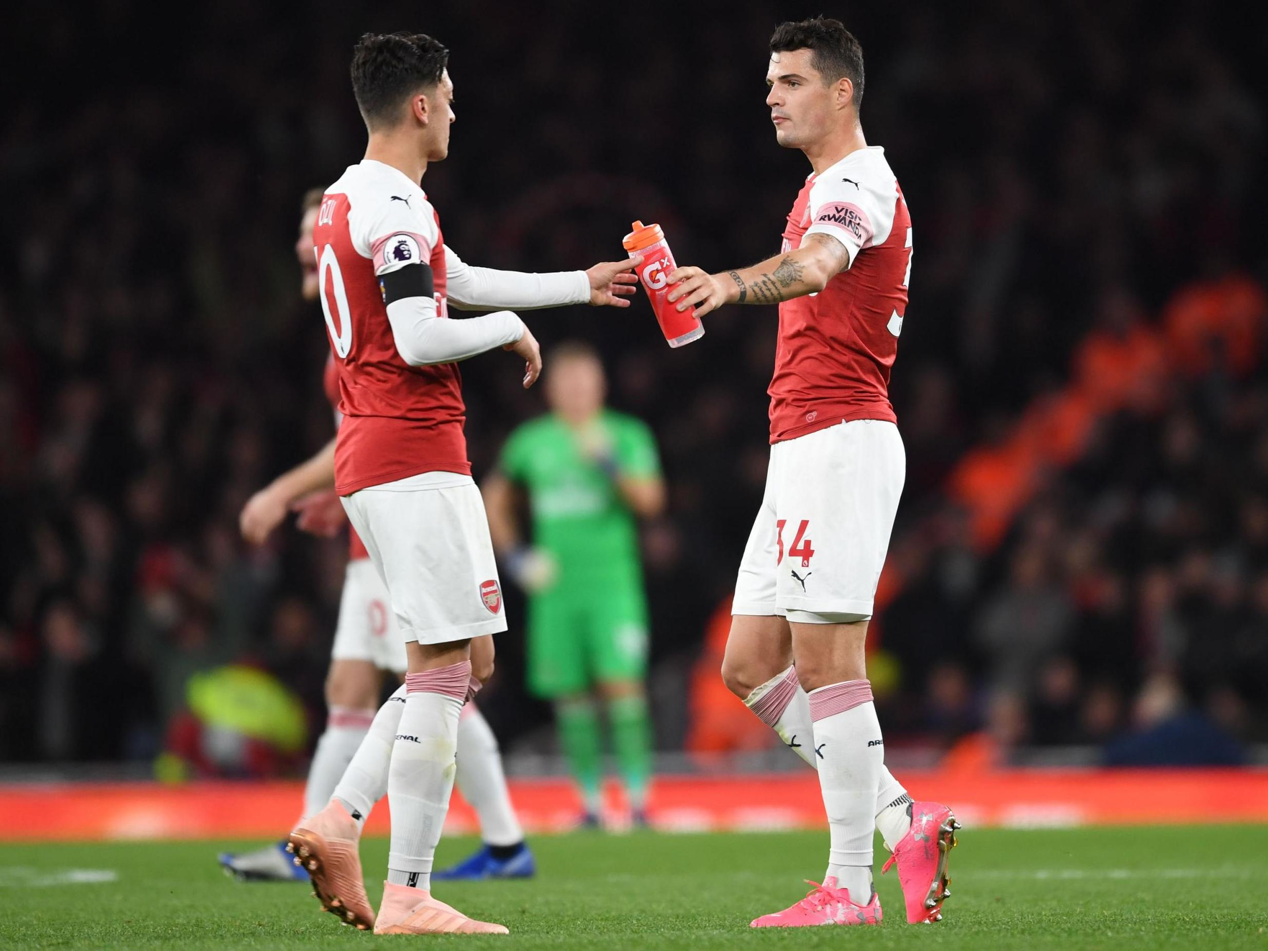 Granit Xhaka Latest News Breaking Stories And Comment The