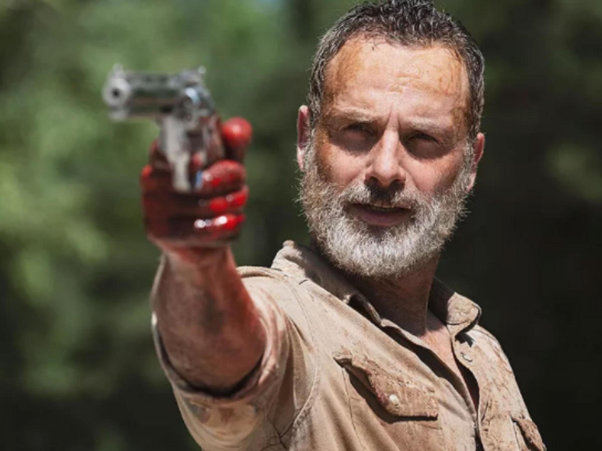 The Walking Dead Season 9 Episode 5 Does Rick Grimes Die Andrew