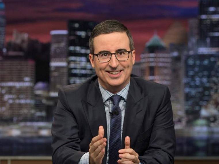 John Oliver makes case to impeach Trump: 'People are dying to see it happen'