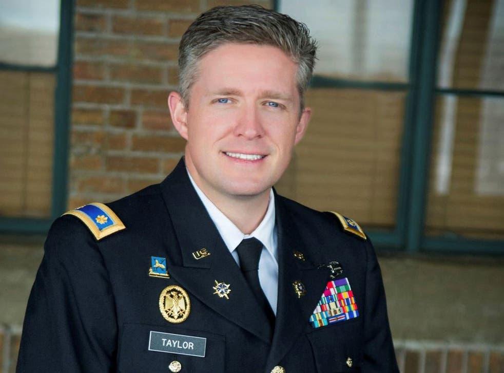Brent Taylor of the Utah National Guard and former mayor of North Ogden, died in Afghanistan on 3 Nov 2018