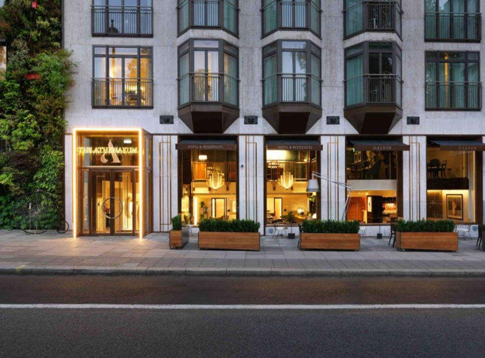 Stay at a five-star like the Athenaeum for a fraction of the price