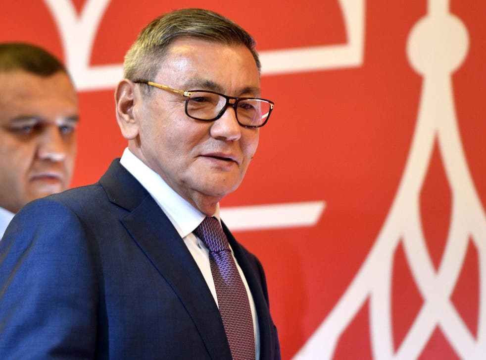 Rakhimov has been linked to organised crime, exiled from his homeland, refused entry to Australia and has files inside American government agencies, where he is known as 'one of Uzbekistan's leading criminals'