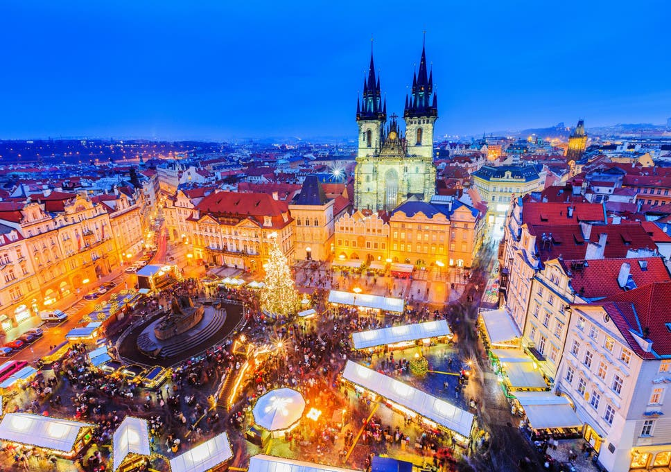 Strasbourg France Christmas Market Hours.10 Best Christmas Markets In Europe The Independent