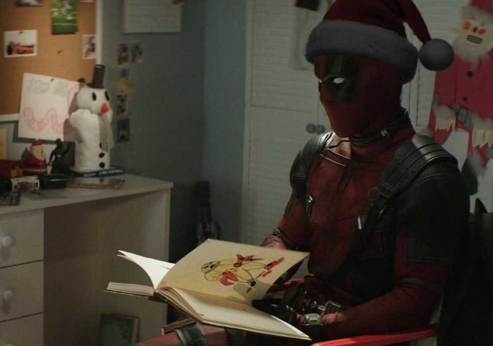 2cc007f4124 Deadpool 2 re-release is a PG-13 Christmas special titled Once Upon A  Deadpool and stars Fred Savage