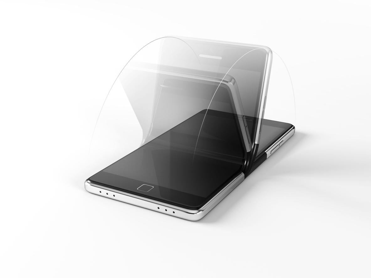 Samsung 'Galaxy X' foldable phone tablet is finally ready to be unveiled