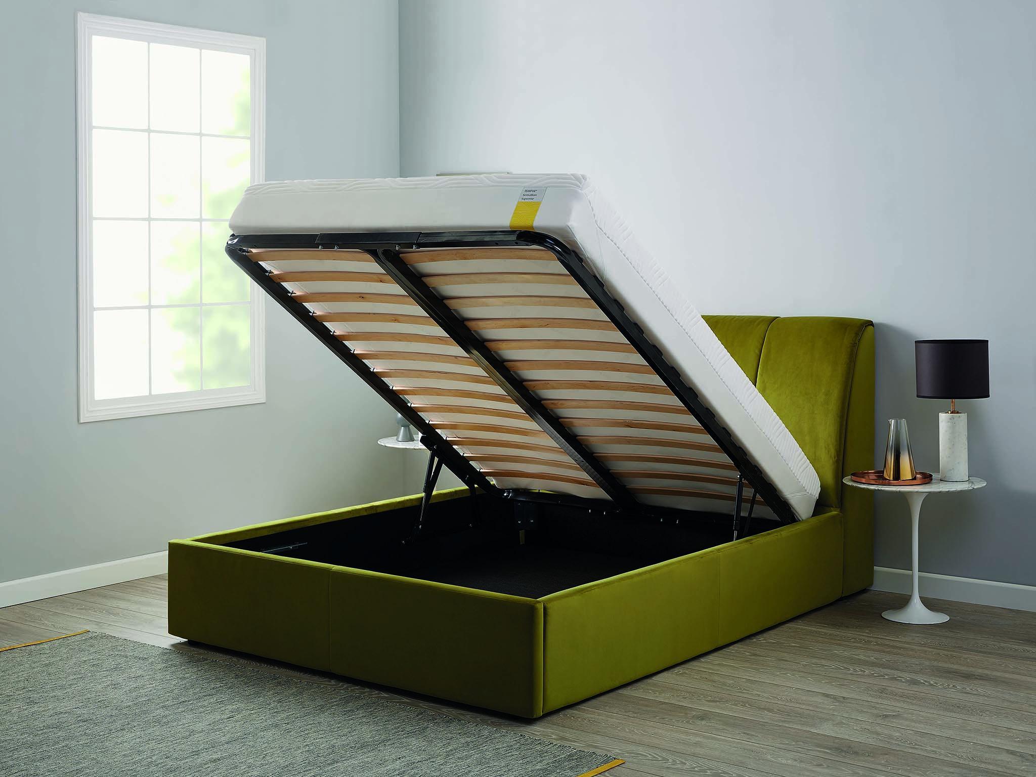 12 best storage beds   The Independent