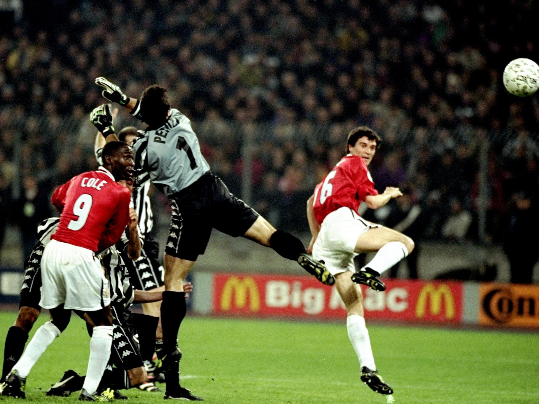 Juventus vs Manchester United: Two decades on Juve are still the model United are trying to follow