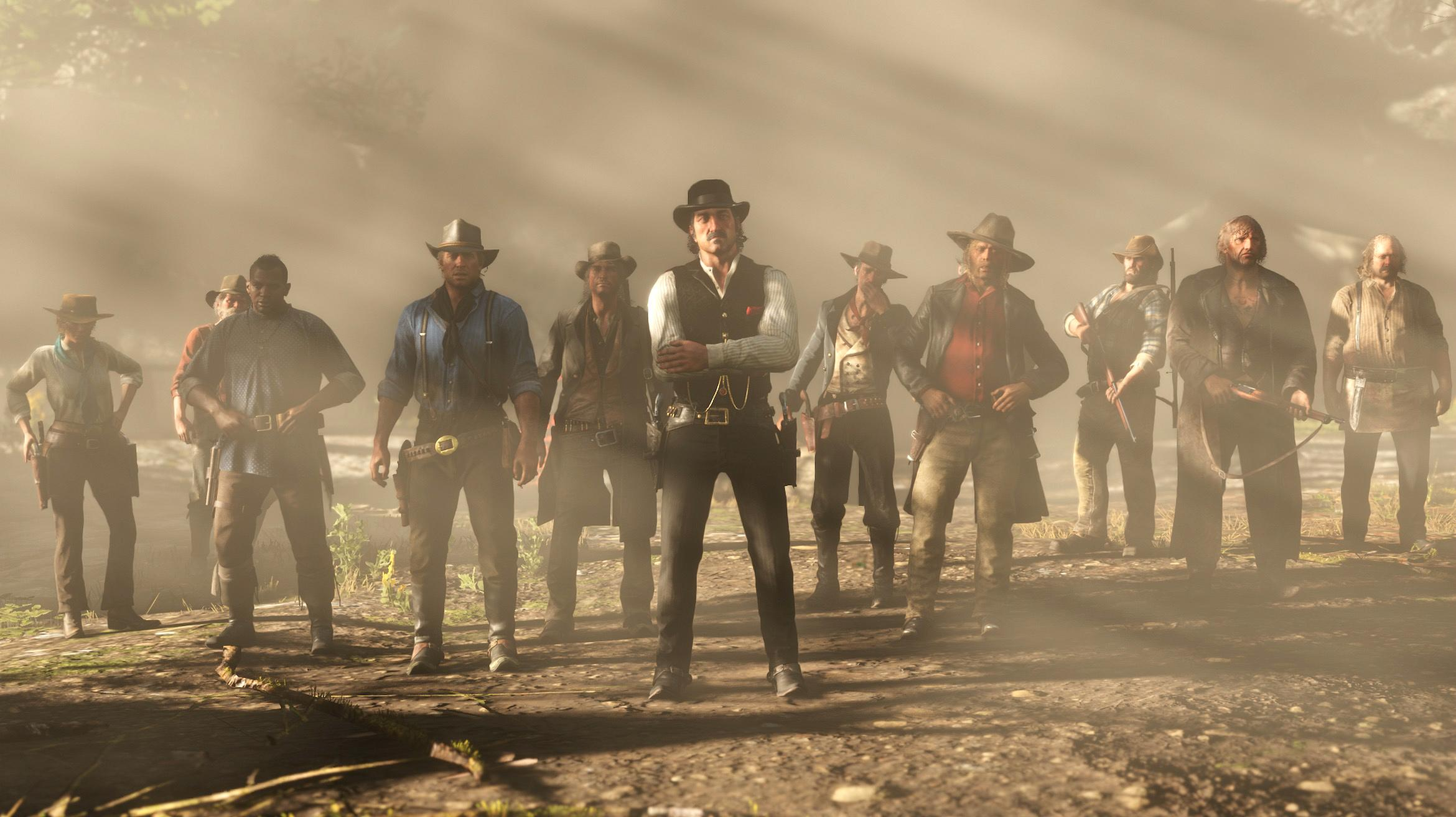 Red Dead Redemption 2 cast: Meet the voice actors behind the band of outlaws