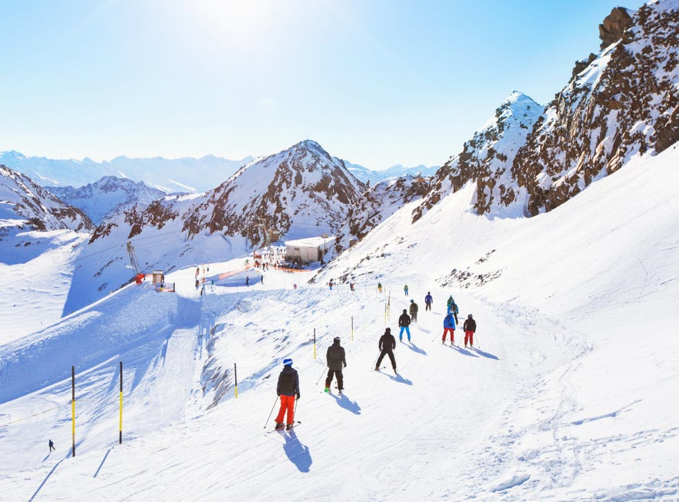 More older people now hitting the slopes, leading inevitably to a rise in snow sport-related injuries