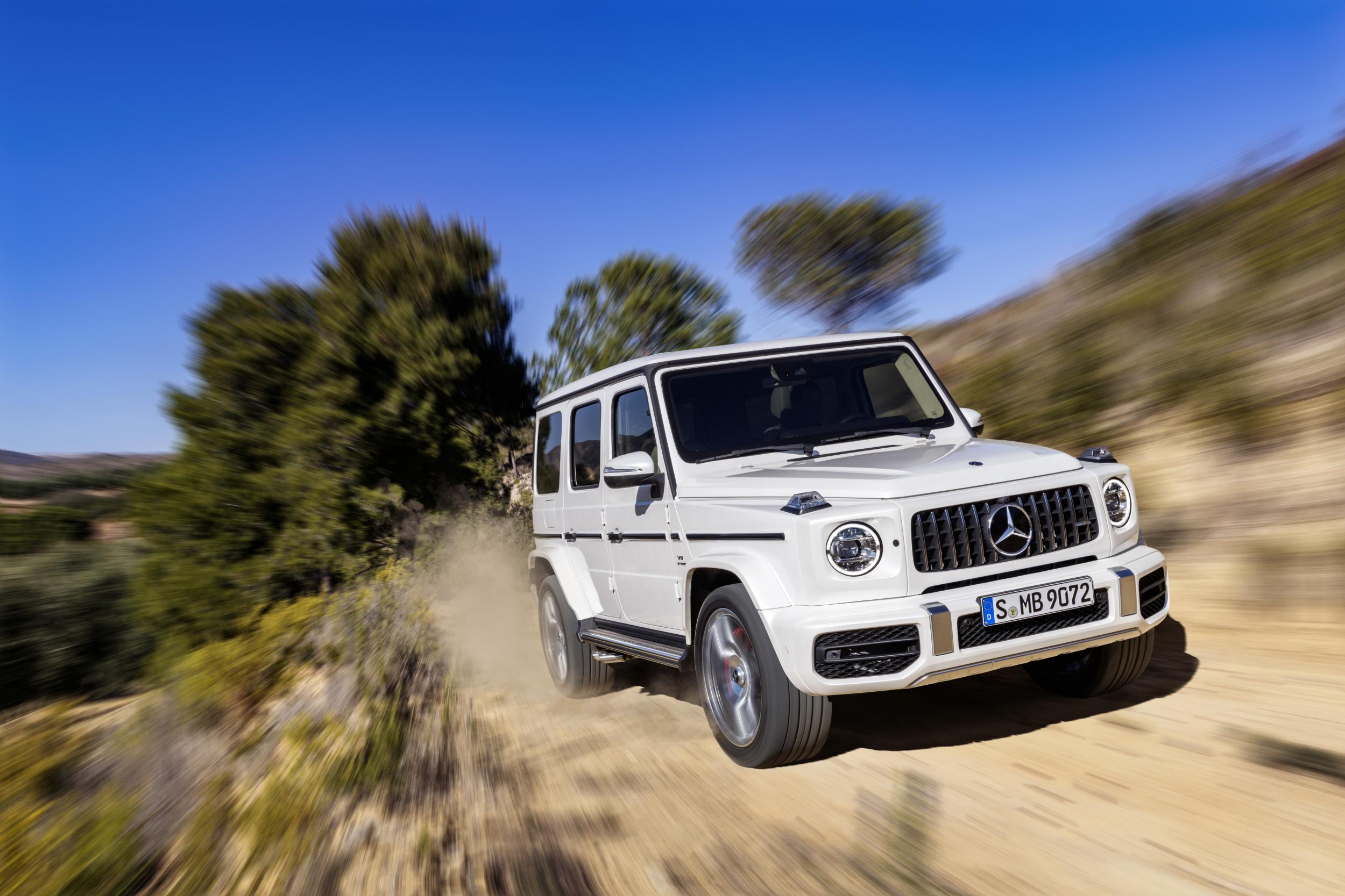 Mercedes-AMG G63 car review: One very fast SUV that drives like a