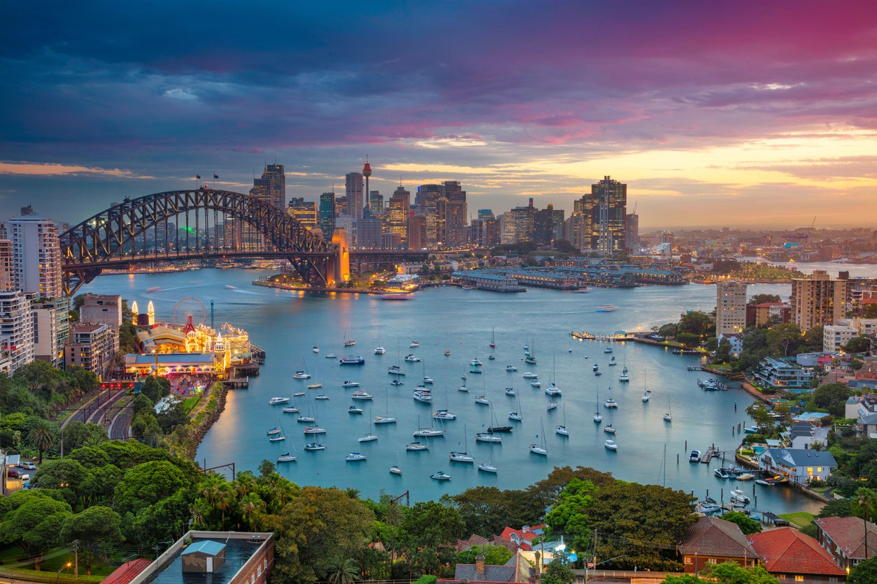 Sydney guide: Where to eat, drink, shop and stay in Australia's biggest city